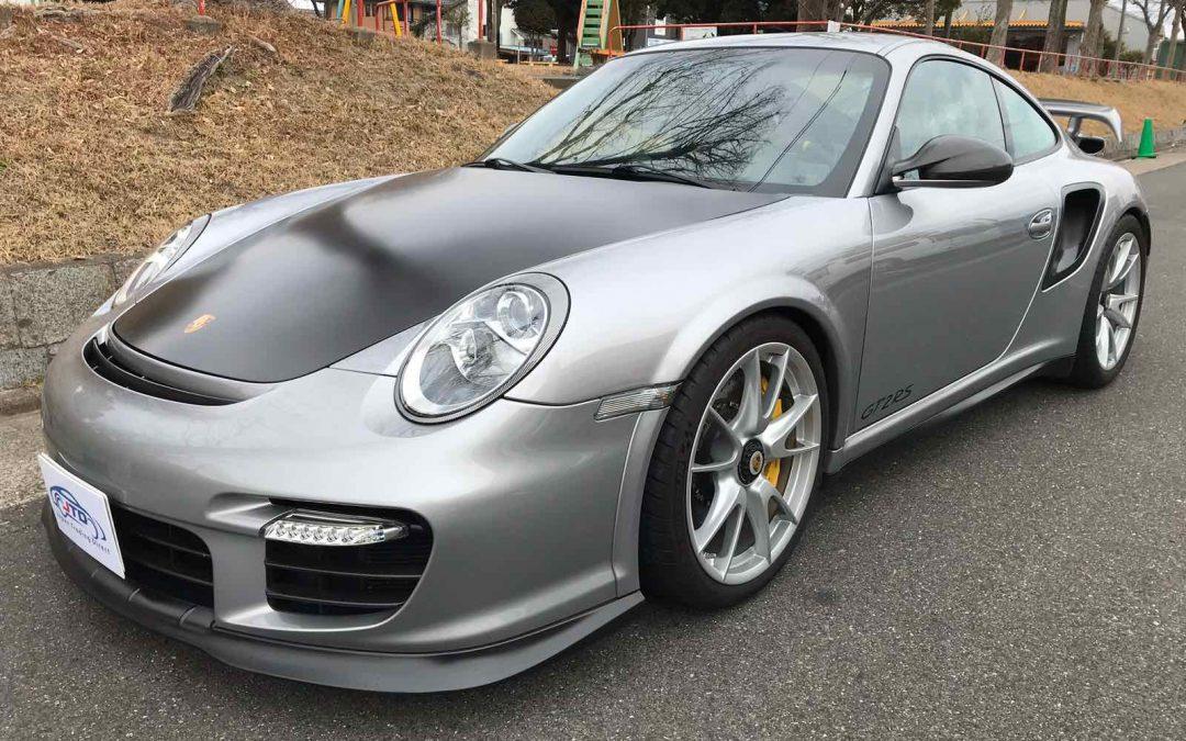 Porsche 911 997 GT2RS