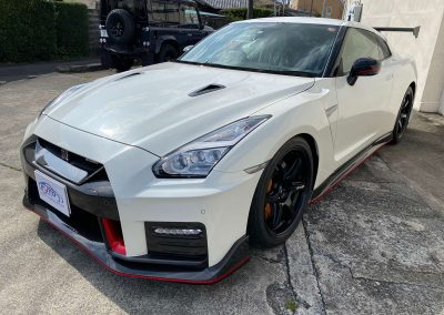 Nissan GT-R Nismo N Attack A-Kit